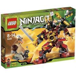 LEGO NINJAGO 9448 - SAMURAI MECH