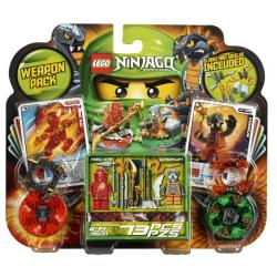 LEGO NINJAGO 9591 - ZESTAW BITEWNY