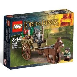LEGO THE LORD OF THE RINGS 9469 - PRZYBYCIE GANDALFA