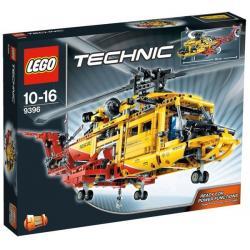 LEGO TECHNIC 9396 - HELIKOPTER RATUNKOWY