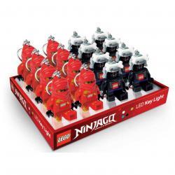 LEGO BRELOK - LATARKA LED NINJAGO KAI I GARMADON