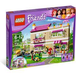 LEGO FRIENDS 3315 - DOM OLIVII
