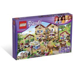 LEGO FRIENDS 3185 - LETNI OBÓZ JAZDY KONNEJ