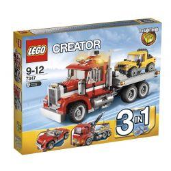LEGO CREATOR 7347 - TRANSPORTER SAMOCHODÓW 3w1