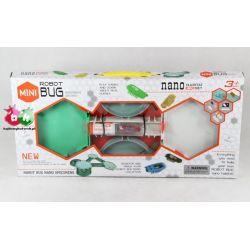 Zestaw NANO HABITAT z dwoma platformami + NANO robak