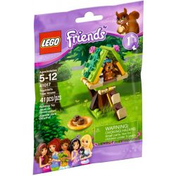 LEGO FRIENDS 41017 - DOMEK WIEWIÓRKI