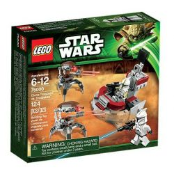 LEGO STAR WARS 75000 - COLNE TROOPER