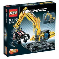 LEGO TECHNIC 42006 - KOPARKA XXL 2w1