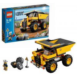 LEGO CITY 4202 - CIĘŻARÓWKA GÓRNICZA