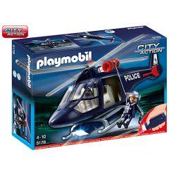 PLAYMOBIL 5183  Policja - HELIKOPTER POLICYJNY