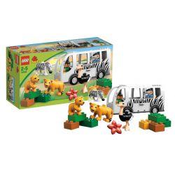 LEGO DUPLO 10502 - AUTOBUS W ZOO