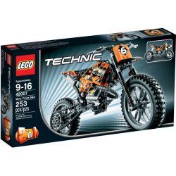 LEGO TECHNIC 42007 – MOTOR CROSSOWY