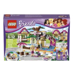 LEGO FRIENDS 41008 – BASEN W HEARTLAKE