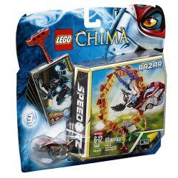 LEGO CHIMA 70100 – PIERŚCIEŃ OGNIA