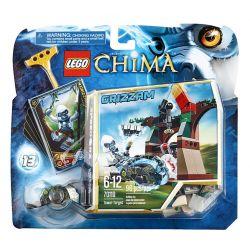 LEGO CHIMA 70110 – CEL NA WIEŻY