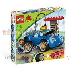 LEGO DUPLO 5640 - STACJA BENZYNOWA
