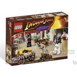 LEGO INDIANA JONES 7195 - ZASADZKA W KAIRZE