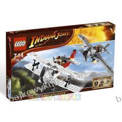 LEGO INDIANA JONES 7198 - BITWA SAMOLOTÓW
