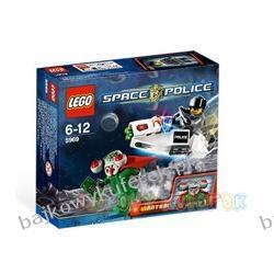 LEGO SPACE POLICE 5969 - SQUIDMAN ESCAPE