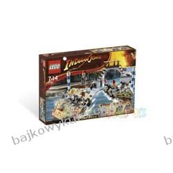 Zestaw z serii LEGO INDIANA JONES 7197 - POŚCIG W WENECJI