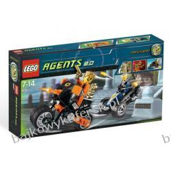 LEGO AGENTS 2.0 8967 - GOLD TOOTH'S GETAWAY