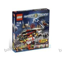 LEGO SPACE POLICE 5980 SQUIDMAN'S PITSTOP