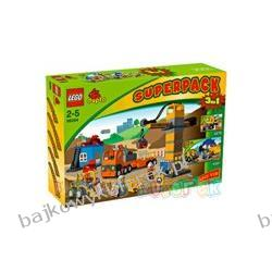 LEGO DUPLO 66264 - NA BUDOWIE MEGA PACK