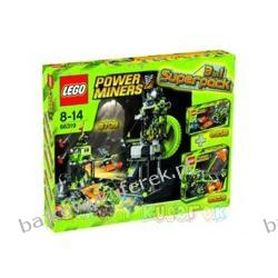 LEGO POWER MINERS MEGA PACK 66319