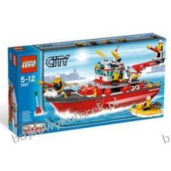 7207 - Zestaw z serii LEGO CITY - ŁÓDŹ STRAŻY POŻARNEJ
