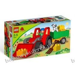 LEGO DUPLO VILLE - DUŻY TRAKTOR 5647