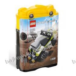 LEGO RACERS - ZIELONY ŚCIGACZ 8192