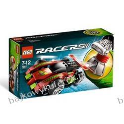 LEGO RACERS - ŚCIGACZ 7967