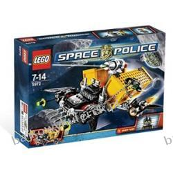 LEGO SPACE POLICE 5972 - SPACE TRUCK