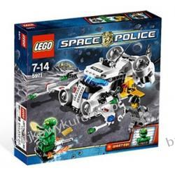 LEGO SPACE POLICE 5971 - GOLD HEIST