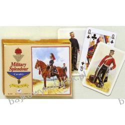 KARTY DO GRY MILITARY SPLENDOUR - CAVALRY firmy PIATNIK 2521s