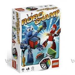GRA LEGO - ROBO CHAMP 3835 INSTRUKCJA PL