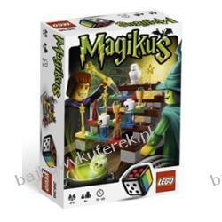 GRA LEGO - MAGIKUS 3836 INSTRUKCJA PL