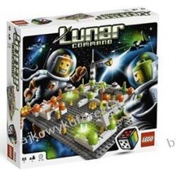 GRA LEGO - LUNAR COMMAND 3842 INSTRUKCJA PL