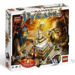 GRA LEGO 3843 - RAMSES PYRAMID - INSTRUKCJA PL + telefon OMNITRON BEN 10