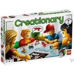 GRA LEGO - CREATIONARY 3844 INSTRUKCJA PL