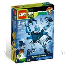 LEGO BEN 10 - PAJĘCZARZ 8409