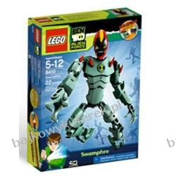 LEGO BEN 10 – SZLAMFAJER (SWAMPFIRE) 8410