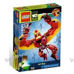 LEGO BEN 10 – DŻETREJ (JET RAY) 8518