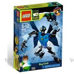 LEGO BEN 10 – ZIĄB (BIG CHILL) 8519
