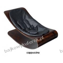 BLOOM stylowy leżaczek CAPPUCCINO