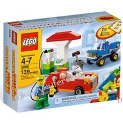 LEGO CREATOR 5898 - ZESTAW DO BUDOWY SAMOCHODÓW