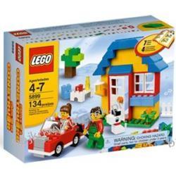 LEGO CREATOR 5899 - ZESTAW DO BUDOWY DOMU