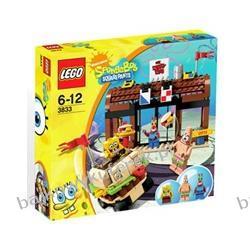 LEGO SPONGEBOB - PRZYGODY W KUSTY KRAB 3833