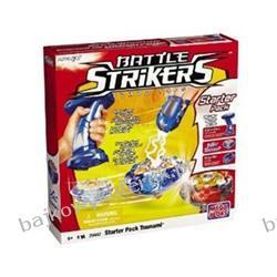 Battle Strikers - Zestaw podstawowy Tsunami 8 el. Magnext od  MEGA BLOKS 29442