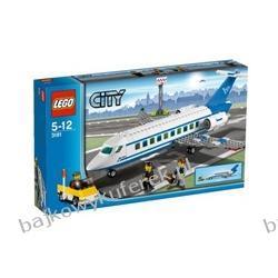 3181 - LEGO CITY - SAMOLOT PASAŻERSKI